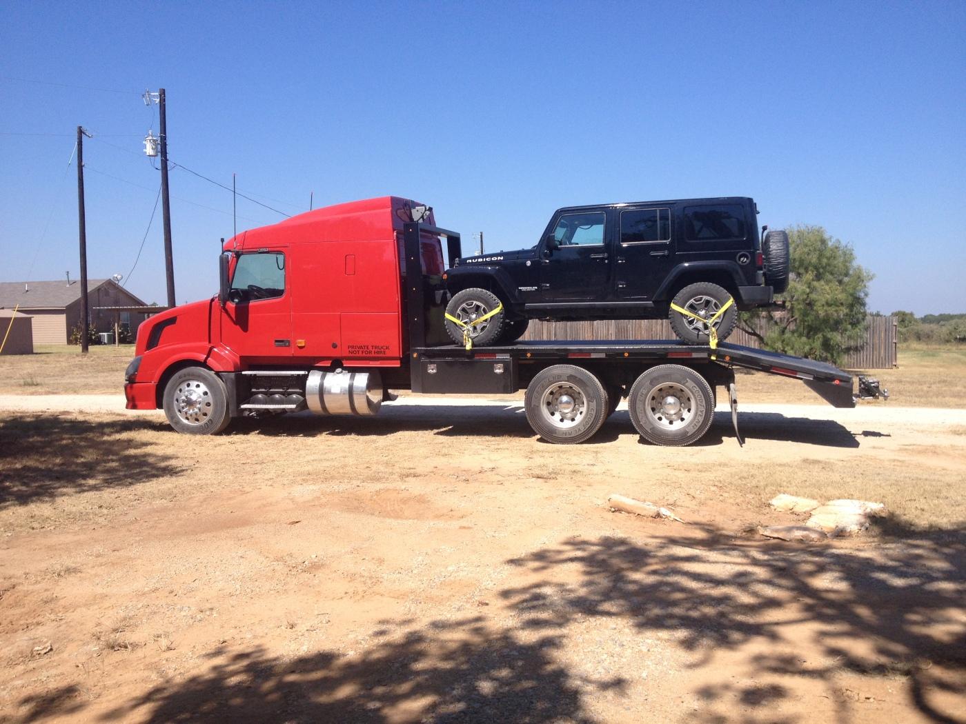 Texas RV & Toy Hauler Conversions – Texas Dually by Texas RV